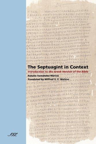 Septuagint in Context